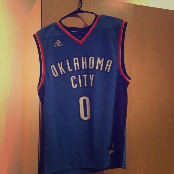huge selection of e4591 07271 Oklahoma City Thunder Russell Westbrook Jersey!